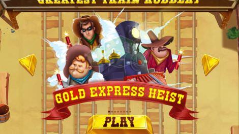 Gold Express Heist