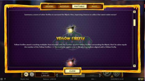 Yellow Firefly