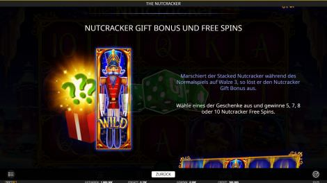 Gift Bonus and Free Spins