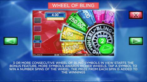 Wheel of Bling