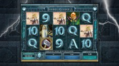 Bild zum Casino Spiel Thunderstruck II