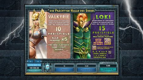 Valkyrie & Loki