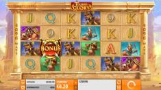 Bild zum Casino Spiel Tiger's Glory