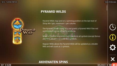 Pyramid Wilds