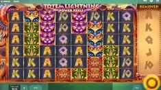 Bild zum Casino Spiel Totem Lightning - Power Reels