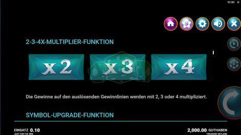 Multiplier Funktion