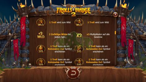 Spiele Trolls Bridge - Video Slots Online
