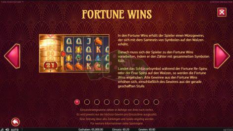 Fortune Wins
