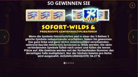 Sofort Wilds
