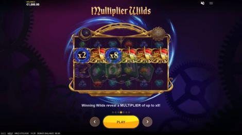 Multiplier Wilds