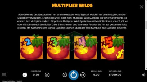Multiplier Wilds