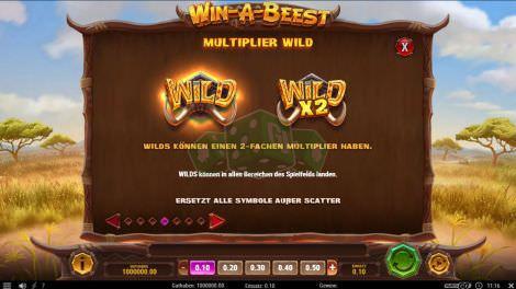 Multiplier Wild
