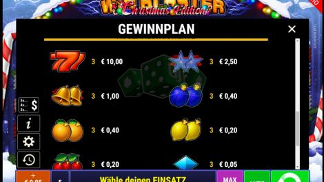 Spiele Win Blaster Christmas Edition - Video Slots Online