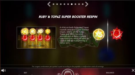 Ruby & Topaz Super Booster Respin