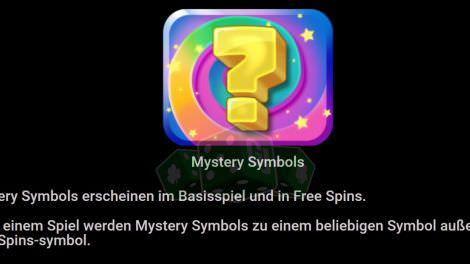 Das Mystery-Symbol bei Wonder Woods