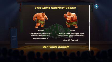 Halbfinal Gegner