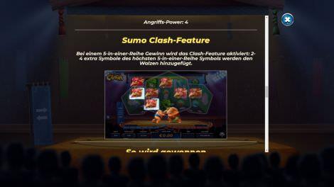 Sumo Clash Feature