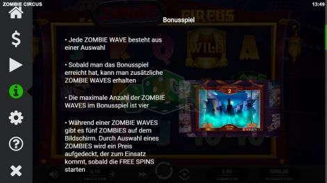 Zombie Wave