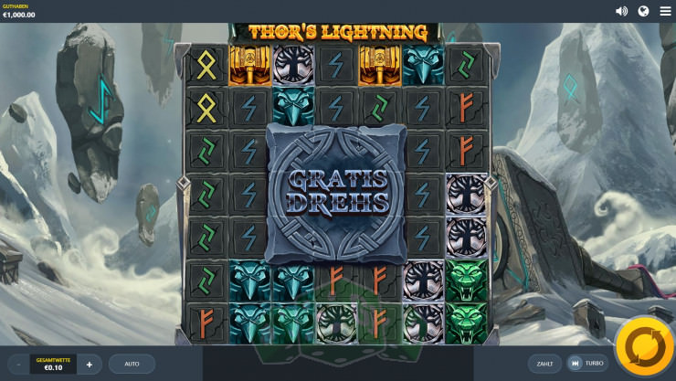 Thor's Lightning Titelbild