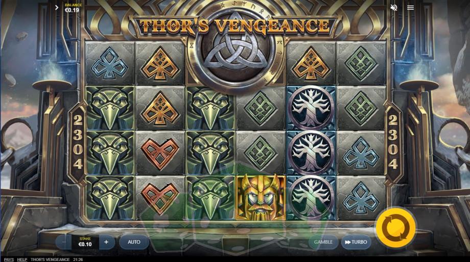 Thor's Vengeance Titelbild