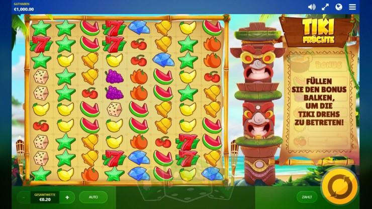 Tiki Fruits Titelbild