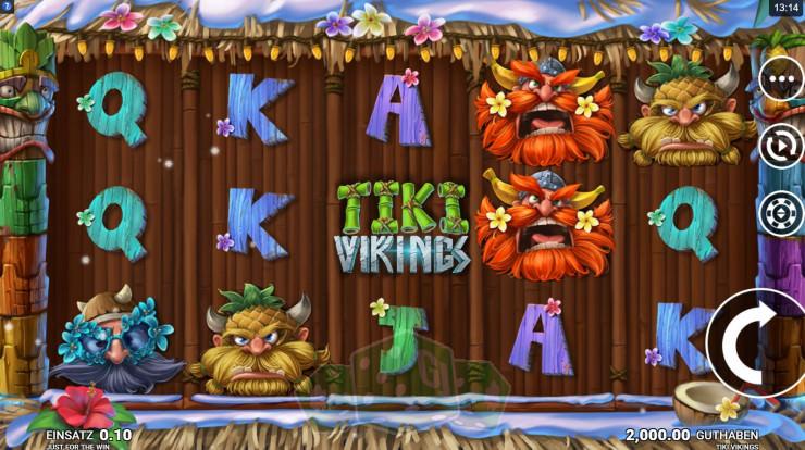 Tiki Vikings Titelbild