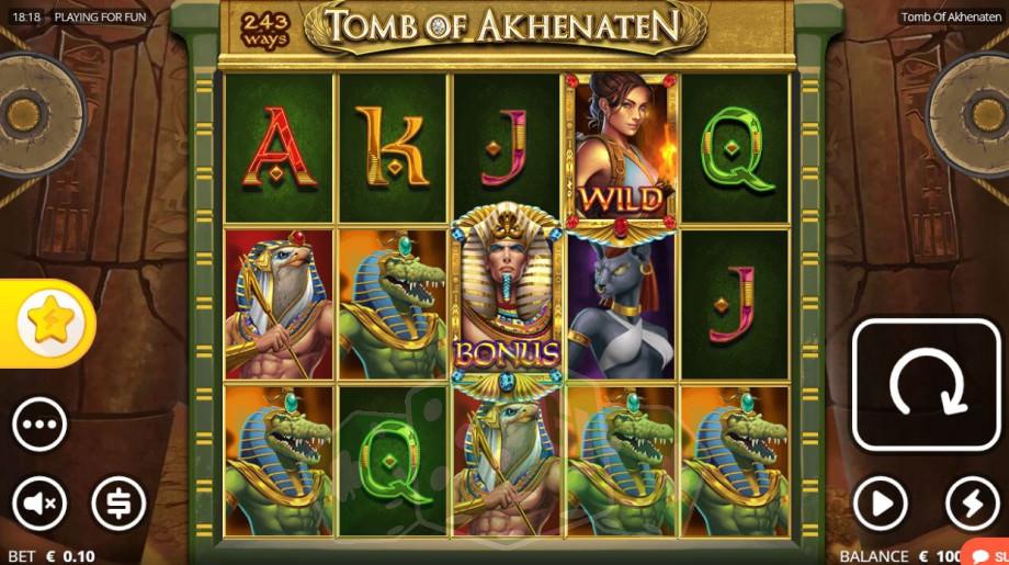 Tomb of Akhenaten Titelbild