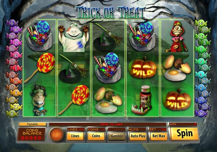 Trick or Treat Saucify Titelbild