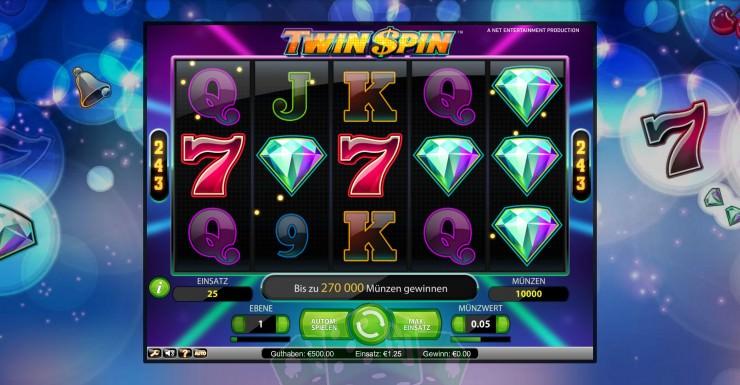 Twin Spin Titelbild