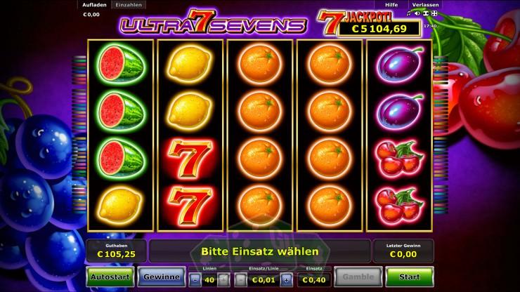 Ultra Sevens Titelbild