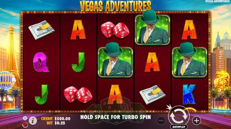 Vegas Adventures with MrGreen Titelbild