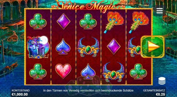 Venice Magic Titelbild