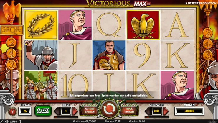 Victorious Max Titelbild