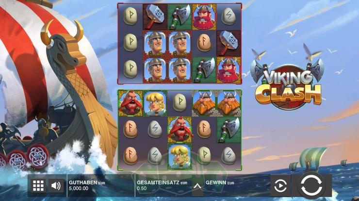 Viking Clash Titelbild