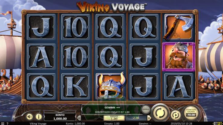 Viking Voyage Titelbild