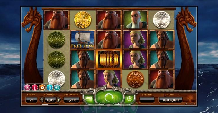 Vikings go wild casino