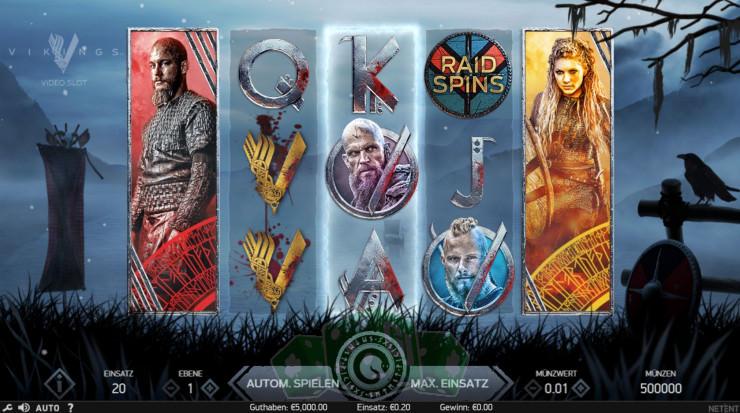 Vikings Titelbild