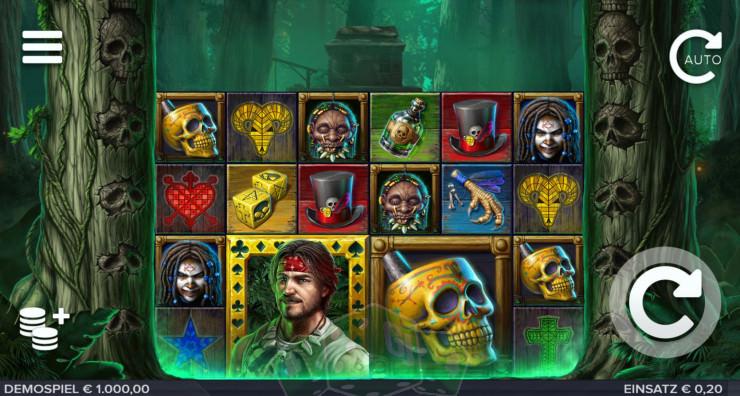 Voodoo Gold Titelbild