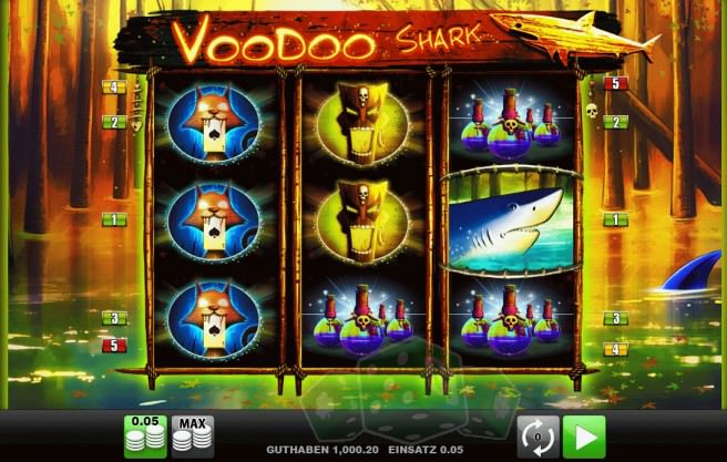 Voodoo Shark Titelbild