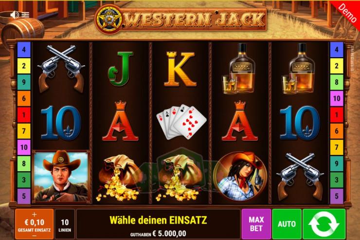 Western Jack Titelbild