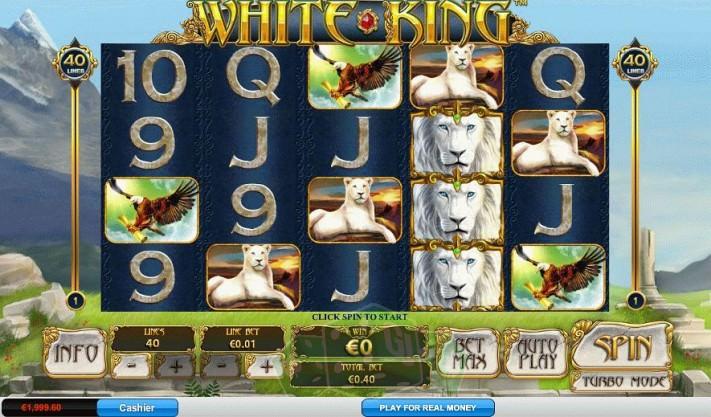 White King Titelbild