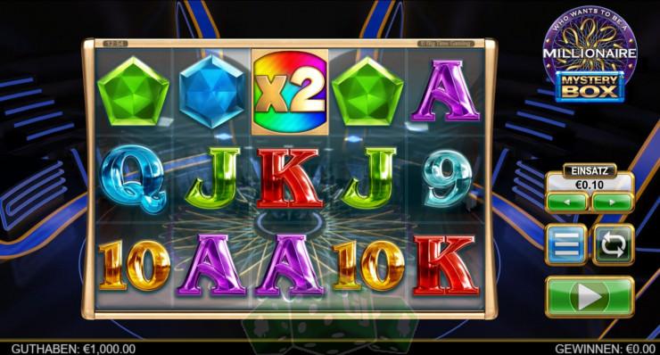 Who Wants to Be a Millionaire Mystery Box Titelbild