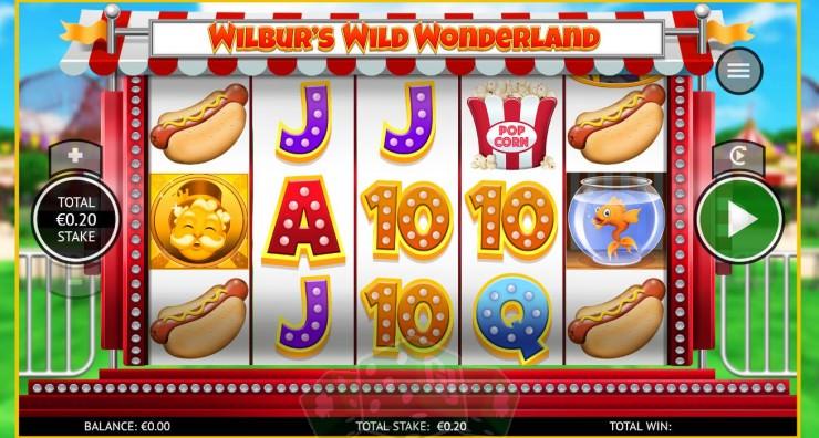 Spiele WilburS Wild Wonderland - Video Slots Online