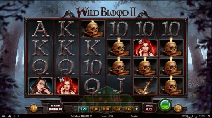 Wild Blood 2 Titelbild