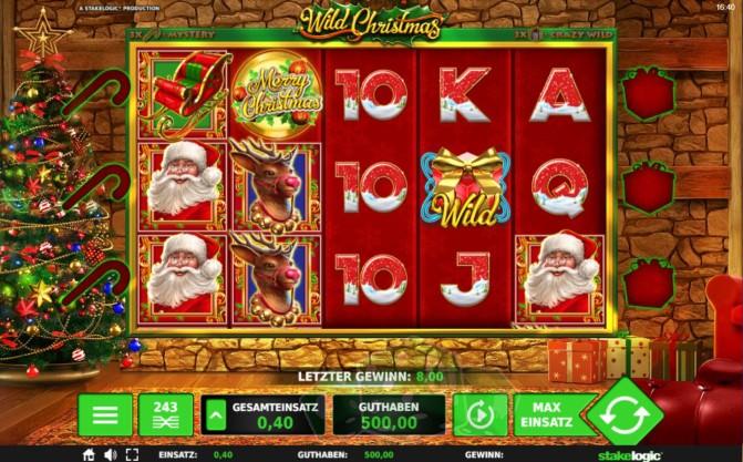 Wild Christmas Titelbild