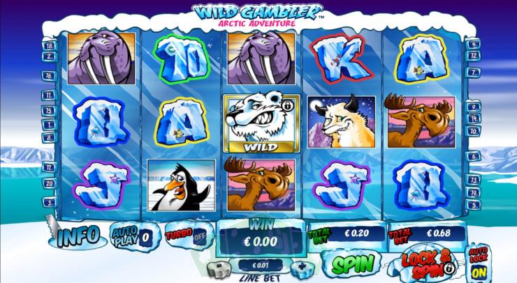 Wild Gambler 2 Titelbild