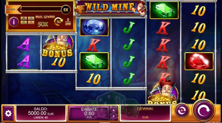 Wild Mine Titelbild