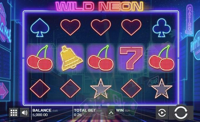 Wild Neon Titelbild