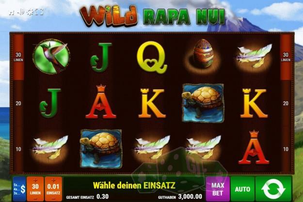 Wild Rapa Nui Titelbild