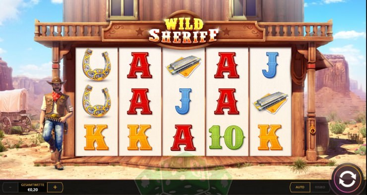 Wild Sheriff Titelbild